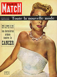 Paris Match cover issue 76