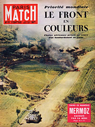 Paris Match cover issue 77