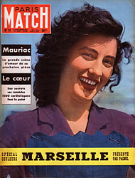 Paris Match cover issue 79