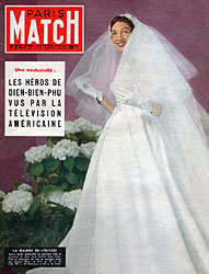 Paris Match cover issue 270