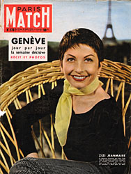 Paris Match cover issue 278