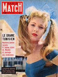 Paris Match cover issue 280