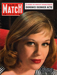 Paris Match cover issue 297