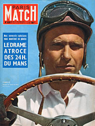 Paris Match cover issue 325