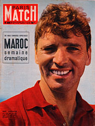 Paris Match cover issue 330