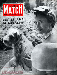 Paris Match cover issue 335