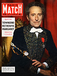 Paris Match cover issue 341