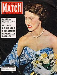 Paris Match cover issue 342