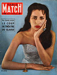 Paris Match cover issue 343