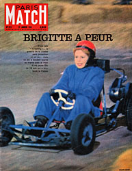 Paris Match cover issue 615