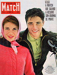 Paris Match cover issue 619