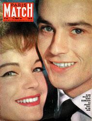 Paris Match cover issue 620