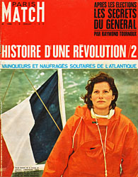 Paris Match cover issue 1000