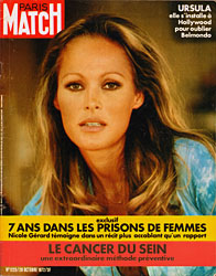 Paris Match cover issue 1225