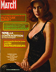 Paris Match cover issue 1229