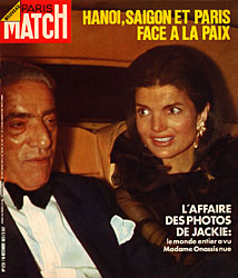Paris Match cover issue 1232