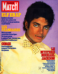 Paris Match cover issue 1809