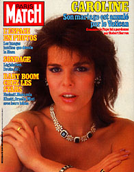 Paris Match cover issue 1834