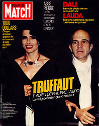 Paris Match cover issue 1849