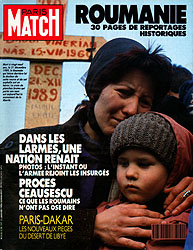 Paris Match cover issue 2120