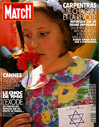 Paris Match cover issue 2139