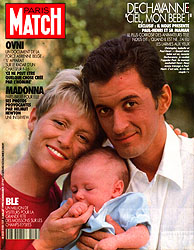 Paris Match cover issue 2145