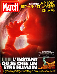 Paris Match cover issue 2155