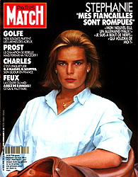 Paris Match cover issue 2158