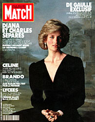 Paris Match cover issue 2164