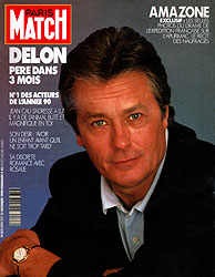 Paris Match cover issue 2168