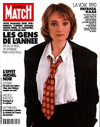 Paris Match cover issue 2169
