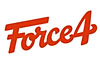 Logo brand Force4