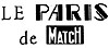 Logo brand Paris de Match